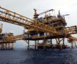 Gulf of Mexico oil platform near Ciudad del Carmen, Campeche. PHOTO: PEMEX/CUARTOSCURO.COM