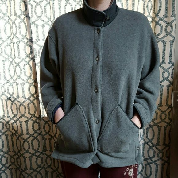 Patagonia fleece jacket (Photo: Pinterest)