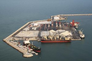 The Port of Progreso aims to become a hub for oil and natural gas storage. (PHOTO: Revista Alianza Empresarial)