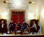 The Quo Vadis Quartet  will present a Beatles concert Wednesday March 29 in Merida. (PHOTO: yucatan.com.mx)