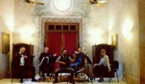 The Quo Vadis Quartet  will present a Beatles concert Wednesday March 29 in Merida. (PHOTO: yucatan.com.mx)