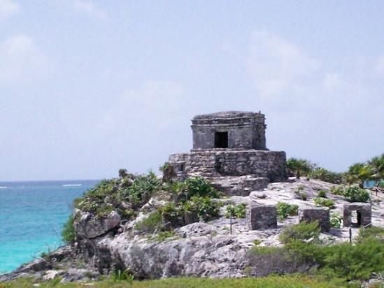 Temple of the God of the Wind at Tulum. (PHOTO: tripadvisor.com)