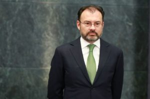 Luis Videgaray. (PHOTO: bloomberg.com)