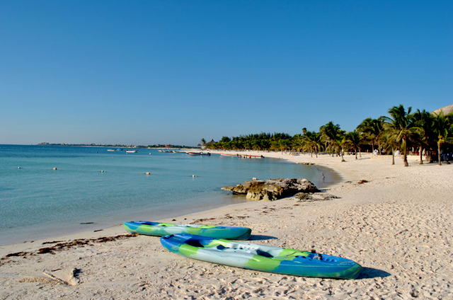 Akumal's Bay (Photo: La Verdad)