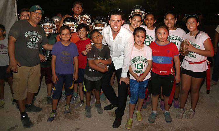 Cancun Mayor Remberto Estrada Barba. (Photo: La Palabra del Caribe)