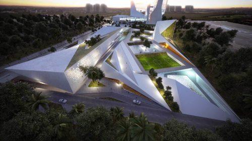 Render (Image: Creato Arquitectos)