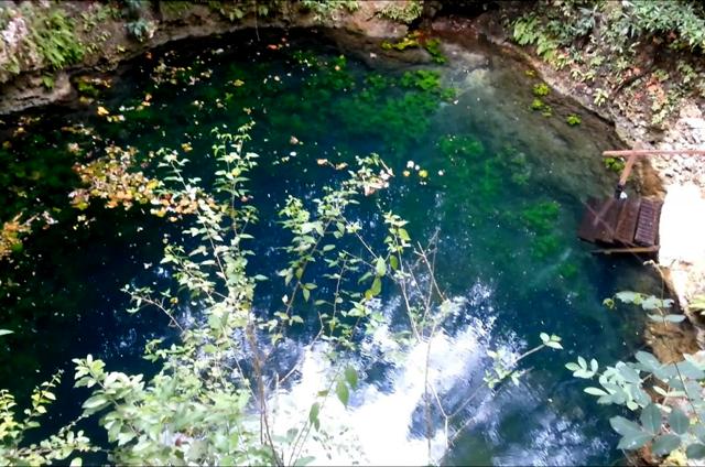 Cenote (Photo: La Verdad)