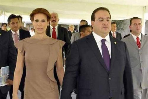 Karime Macías Tubilla wife of the former governor of Veracuz Javier Duarte (Photo: Google)