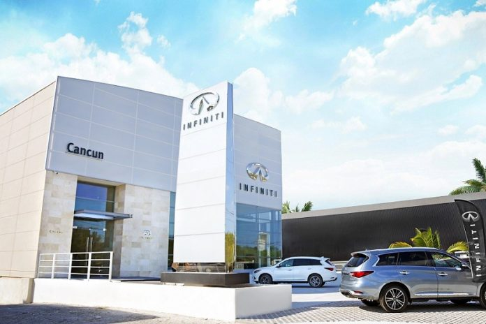 infiniti brighton a soon dealership of therapy suburb the new reach expands doncaster car retail in melbourne will dealer infinity open