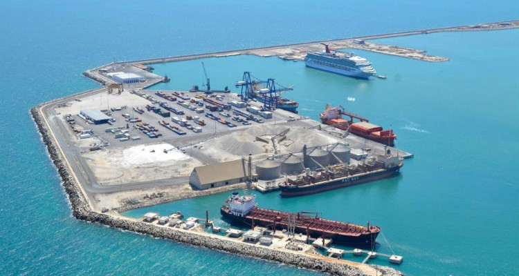 Terminal of Charge from Progreso's Port (Photo: Google)