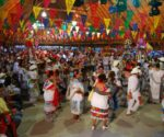 Easter celebrationin Mexico. (PHOTO: says.com)