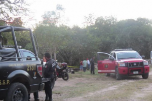 Human bones were found in cave in south Merida. (PHOTO: laverdadnoticias.com)