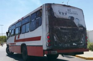 Many Merida buses are in poor condition. (PHOTO: laverdadnoticias.com)