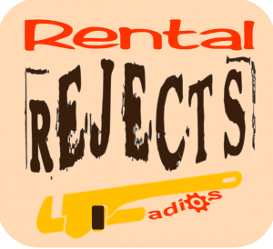 rental reject graphic