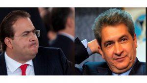 Former Governors Duarte (left) and Yarrington. (PHOTO: sdpnoticias.com)