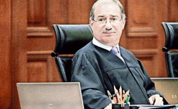 Alberto Pérez Dayán, Supreme Court Minister in charge of the Uber Case in Yucatán (Photo: El Universal)