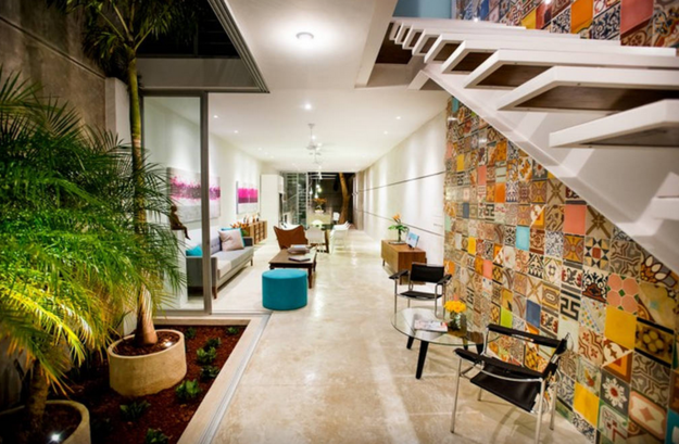 At AirBnB you can get luxury places to rent (Photo: Google)