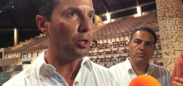 Marcos Constandse Redko, General Director of Destino Xcaret Hotels (Photo: Noticaribe)