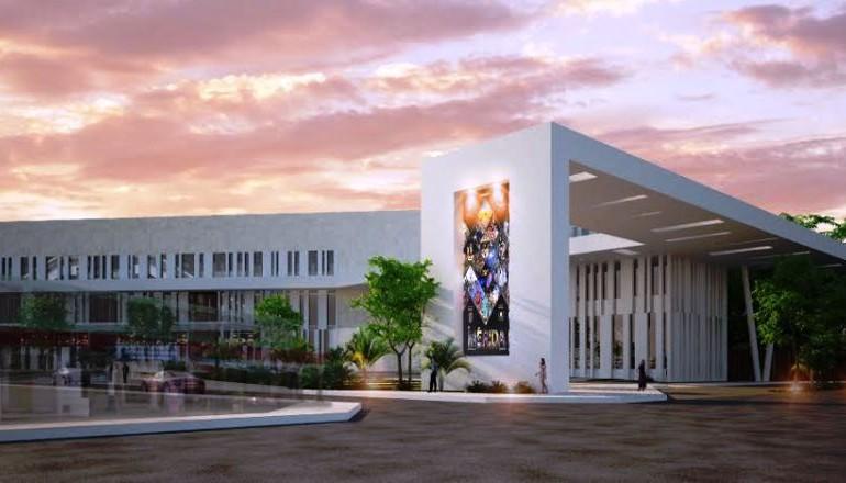 Merida's International Congress Center (Photo: Google)