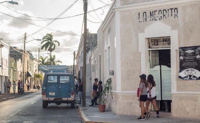 La Negrita Bar (Photo: Debate)