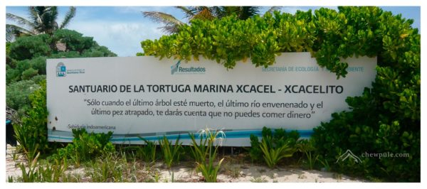 Xcacel Sanctuary (Photo: Google)