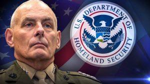 Gen. John Kelly, DHS chief.