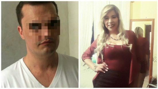 "Man identified by authorities as ""M.K."" and victim Gabriela Jaramilla. (PHOTO: cbc.com)"