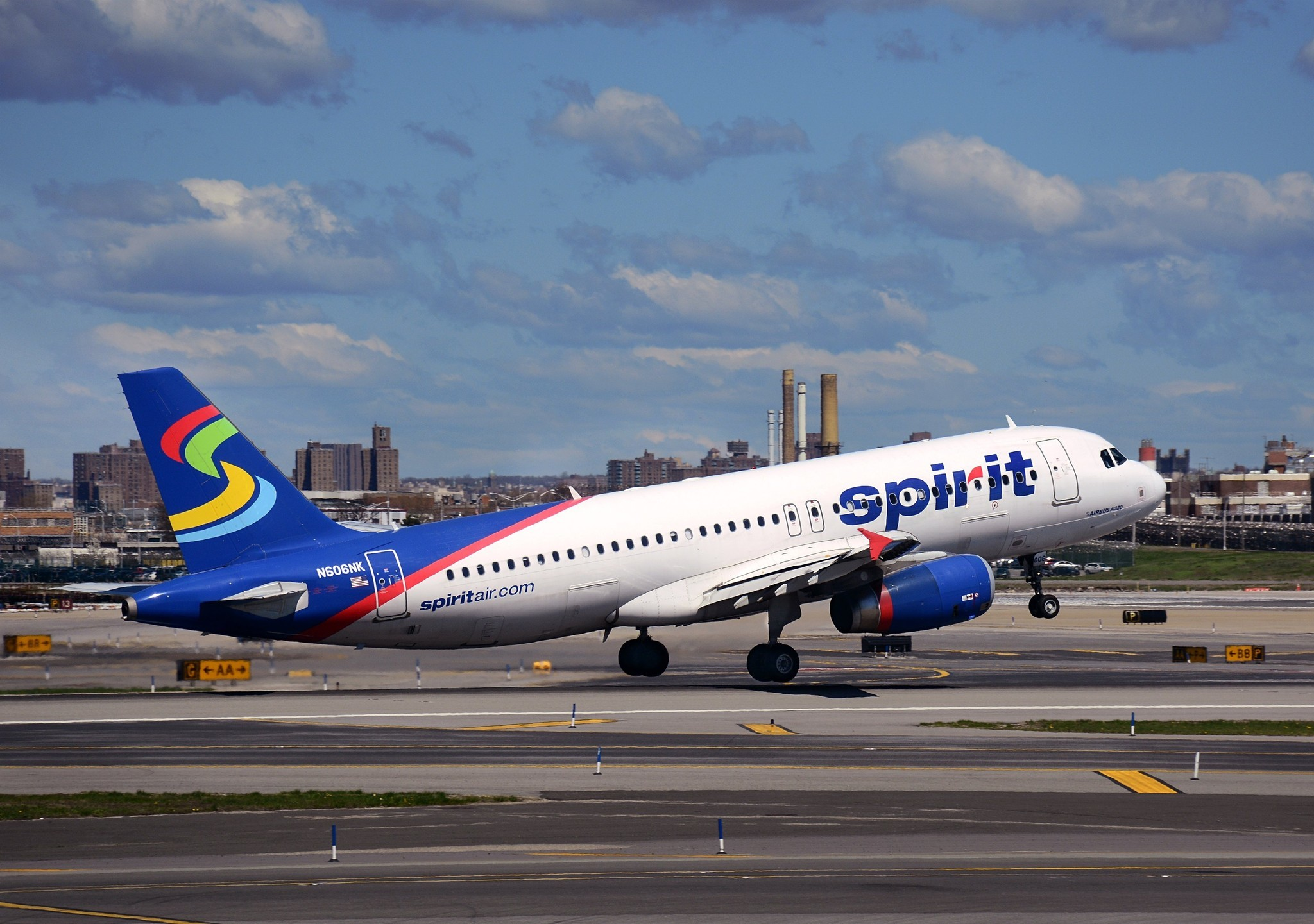 New cancun baltimore flights to be offered by spirit for Spirit airlines one way