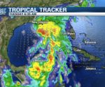 Tropical Storm Cindy likely to form in Gulf today Photo: NBC news