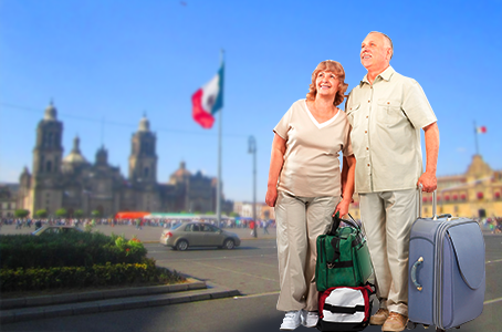 US retirees would seek refuge in Mexico Photo: El Financiero