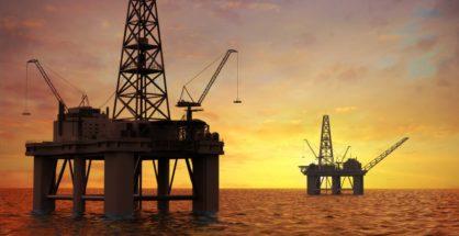 Oil rigs Photo: Google