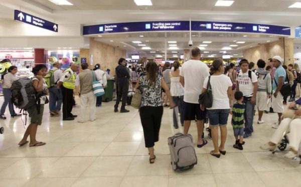 Cancun Airport (Photo: Novedades Quintana Roo)