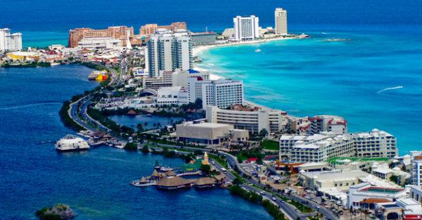 Cancun Hotel Zone (Photo: Google)