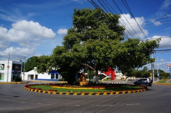 "Roundabout of ""El Pocito"" (Photo: Inmobilia)"