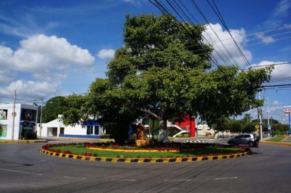"Roundabout of ""El Pocito"" (Photo: Inmobilia)"