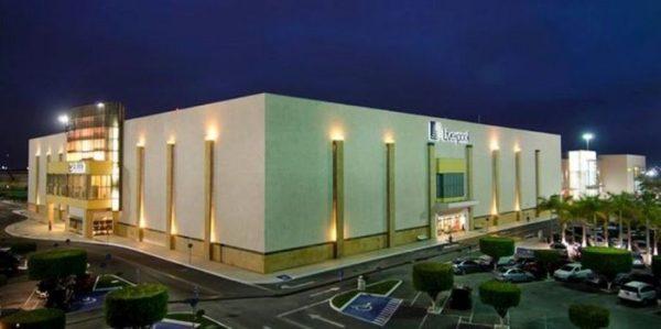 Galerías Mérida Mall (Image: Google)