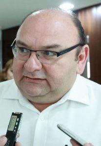 Humberto Hevia, State Trasnport Director (Photo: Diario de Yucatán)