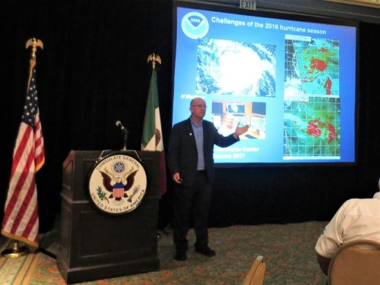 Hurricane Specialist Dr. Lixion Avila of the National Hurricane Center recaps the 2016 hurricane season.