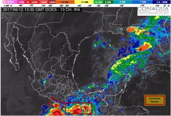 (Image: National Meteorological Service)