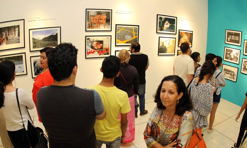 Olimpo Cultural Center during the Noche Blanca (Photo: Foto Celis, Diario de Yucatán)