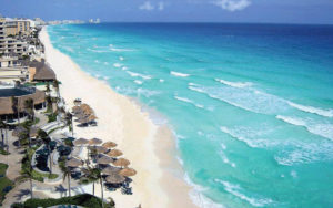 Chac Mool beach, Quintana Roo Photo: Aquaworld Cancún