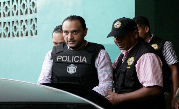 Ex-Gov. Roberto Borge was arrested in Panama. (PHOTO: 24 Horas)