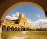 Convento Franciscano; Franciscan monastery @ Izamal  Photo: Google
