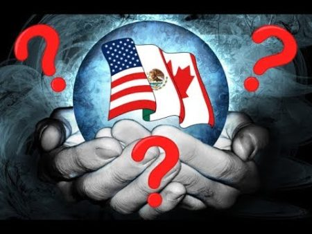 Talking a Trade Deal to Death — NAFTA