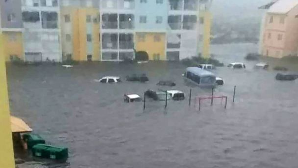 irmau0027 leaves path of death and destruction in caribbean as it headssan juan, puerto rico u2014 fearsome hurricane irma cut a path of devastation across the northern caribbean, leaving at least 10 dead and thousands homeless