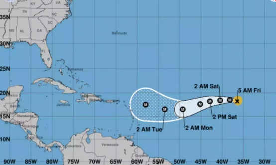 hurricane irma not a threat for mérida, but the details on its trackhurricane irma is a beast of a storm, feeding on warm water as it churns west across the atlantic ocean it seems likely to impact the caribbean next week,