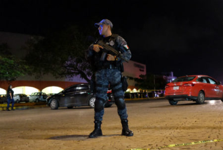 Police attribute Cancun weekend attacks to CJNG cartel – The