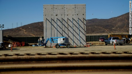 Protests Planned Ahead of Trump's Visit to Border Wall Prototypes