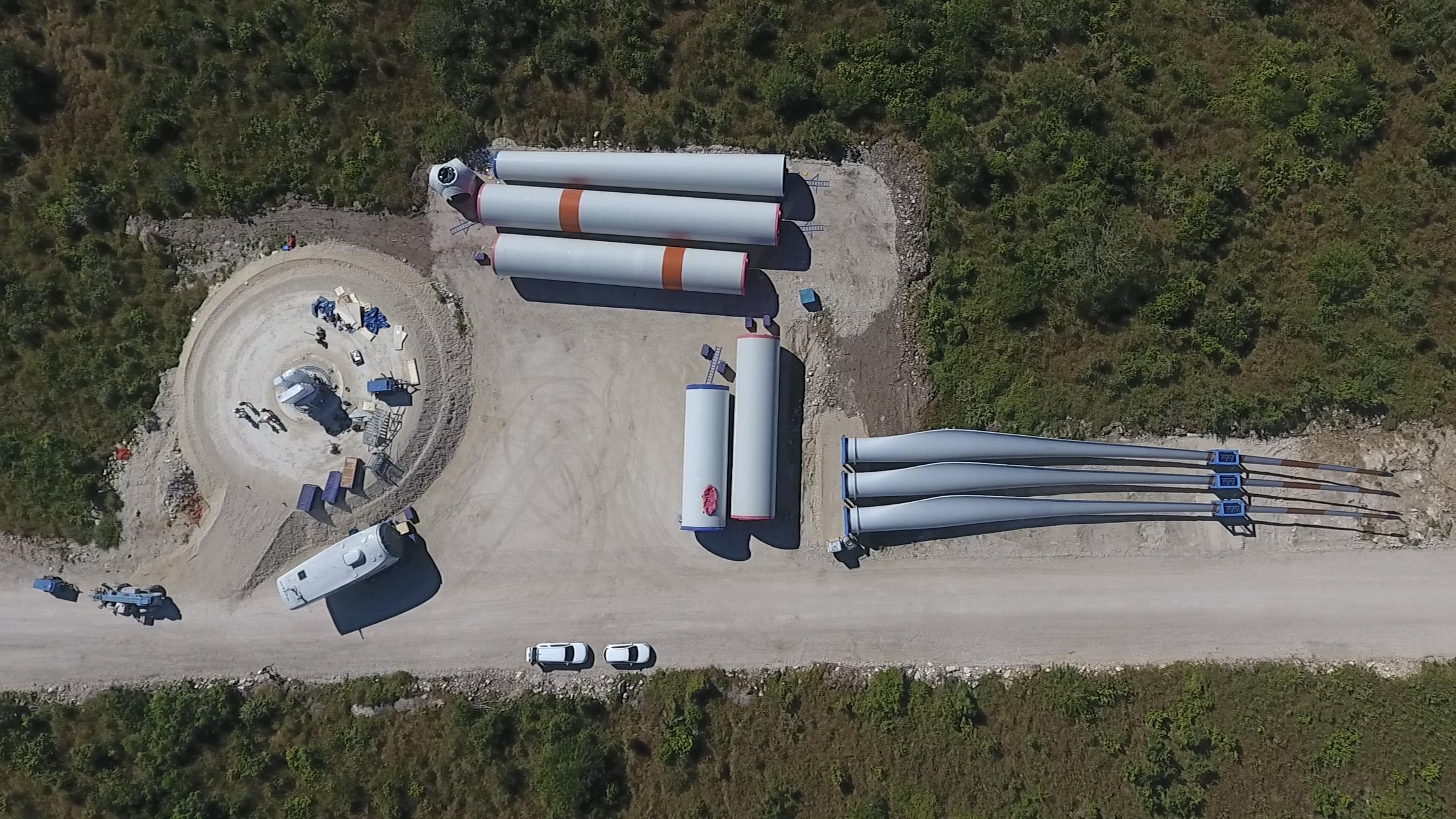 Dzilam de Bravo Wind Park reportedly will soon begin