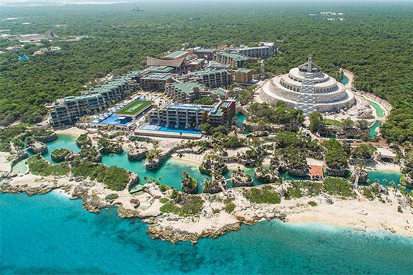 Palm Beach Resort Cancun Mexico